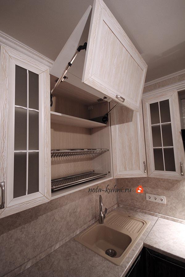 AVENTOS HF в кухонных гарнитурах