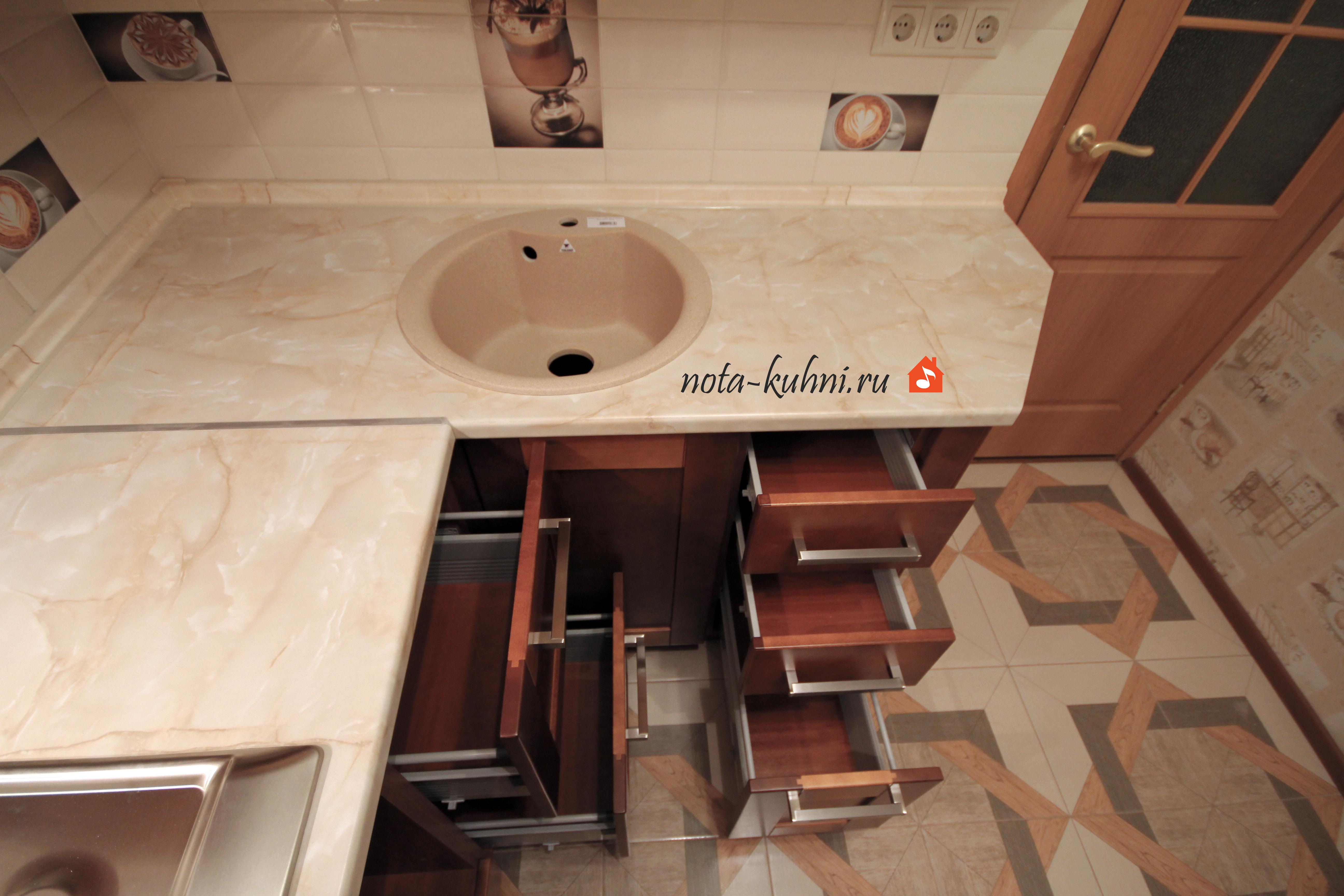 Фурнитура blum в кухонном гарнитуре