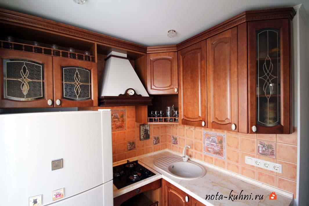 Кухни дерево Москва