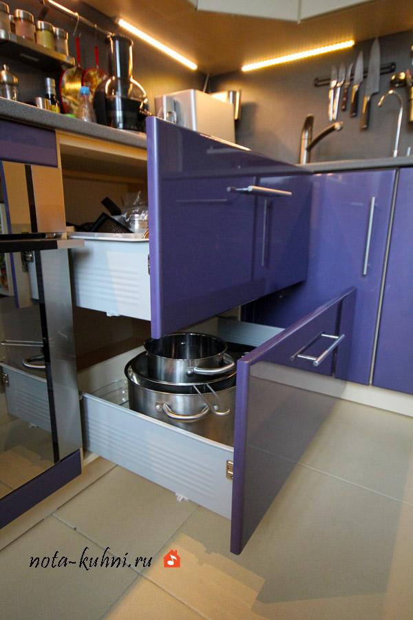 Кухни МДФ эмаль от производителя Москва