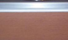 Горизонтальная ручка на кухонном фасаде