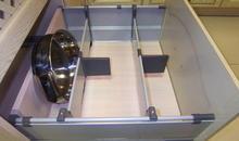 Выдвижной ящик TANDEMBOX с разделителями для посуды