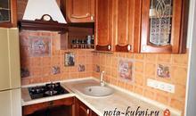 Кухни из дерева Москва
