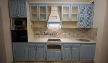 Кухня из дуба «Лацио»