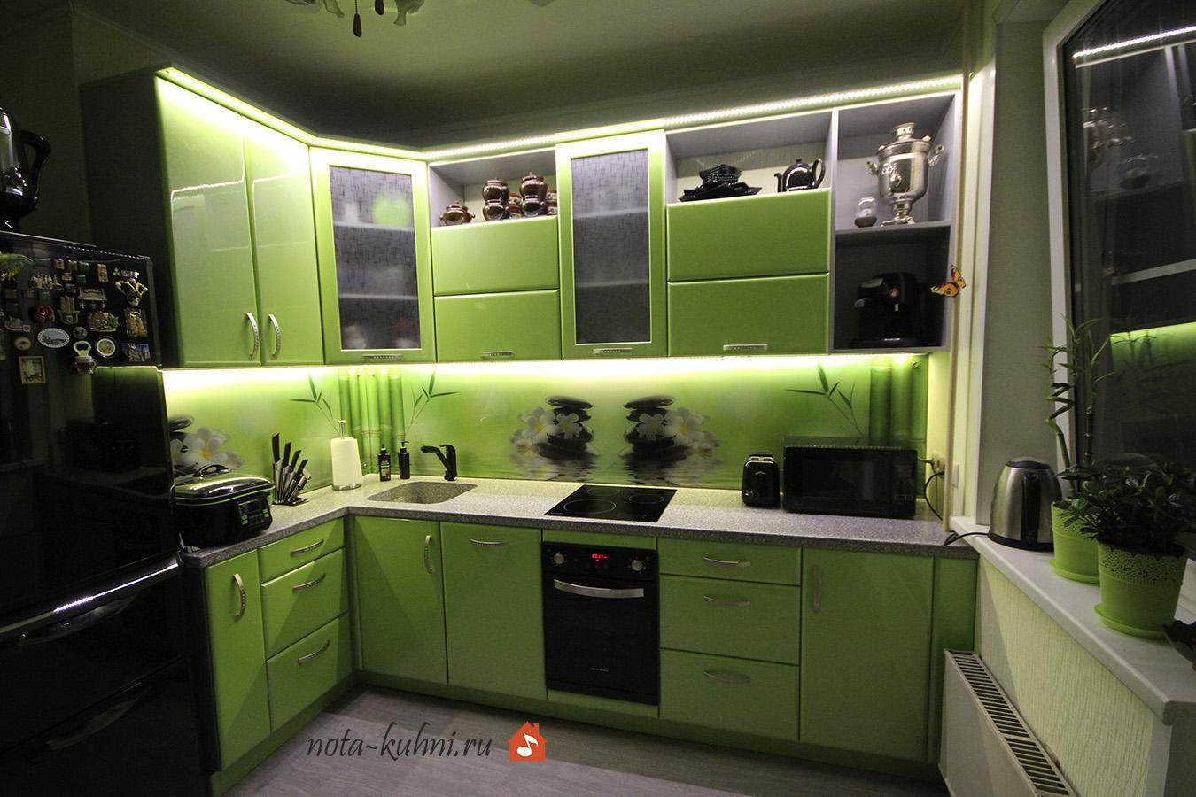 Кухни в Бутово на заказ