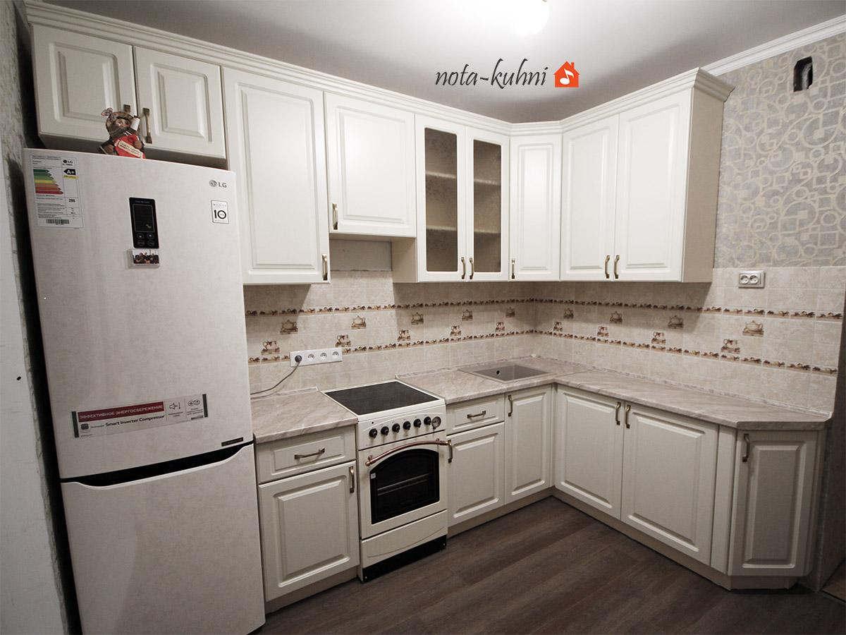 Кухни эмаль в Бутово на заказ