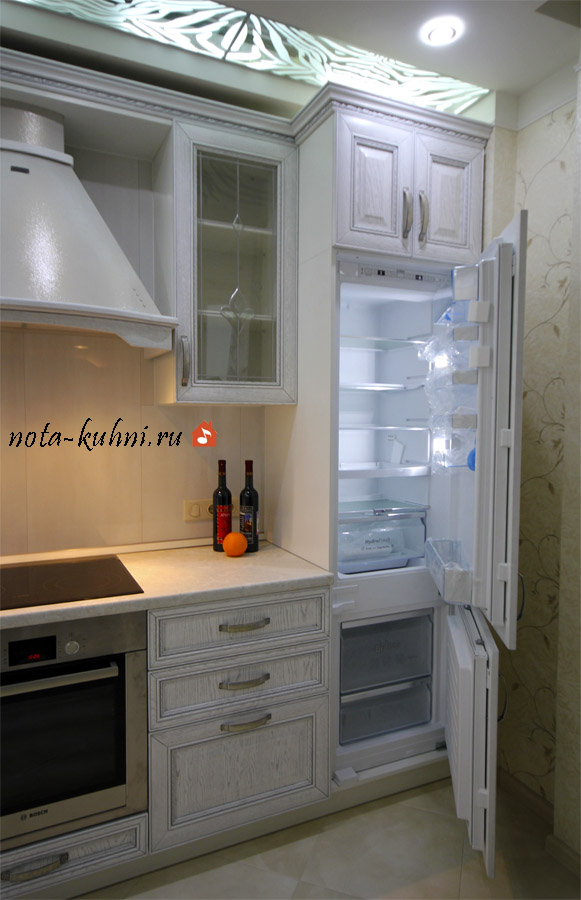 Кухни из дуба «Сардана»