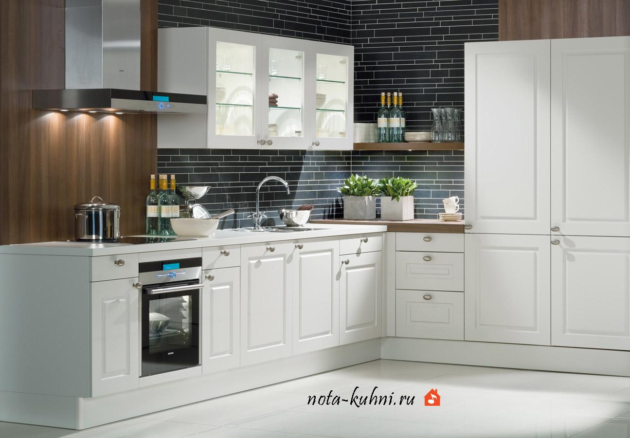 кухни на заказ в скандинавском стиле