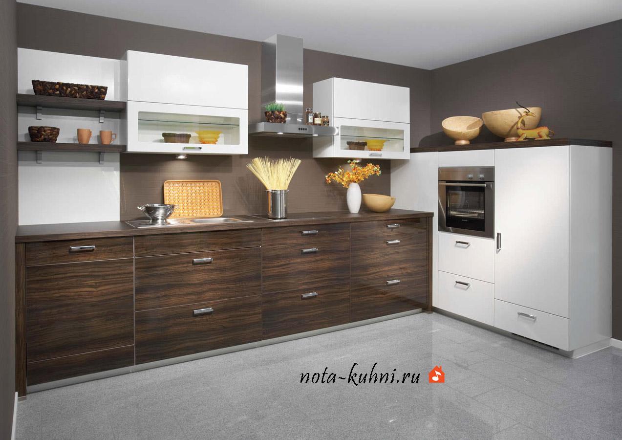 Кухня  мдф эмаль и пвх на заказ