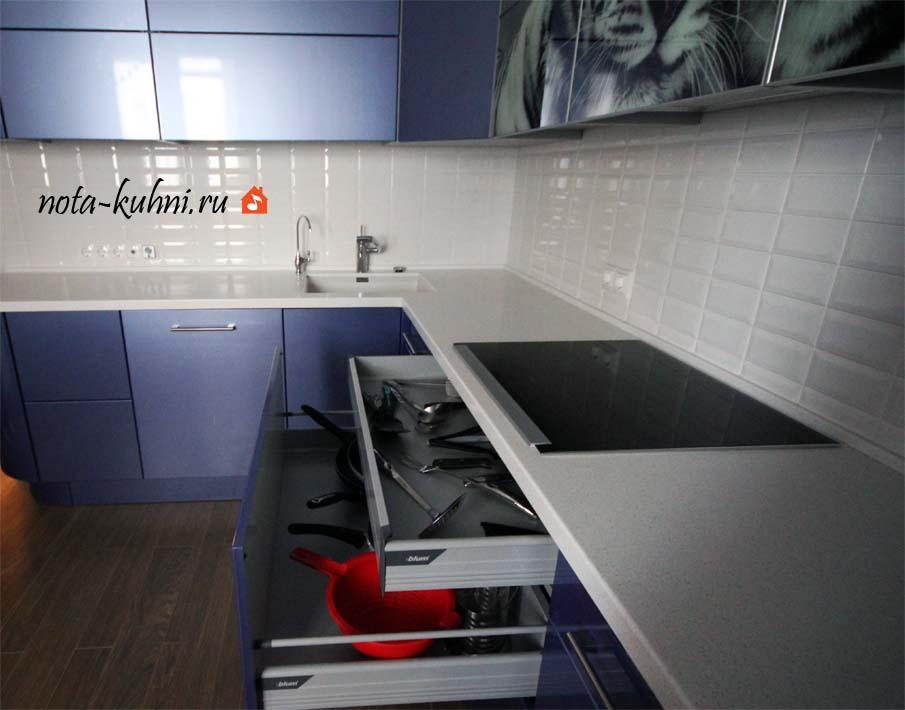 Кухни мдф ПВХ недорого Москва