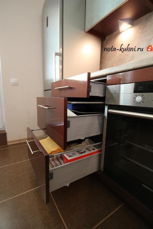 Кухни эмаль с фотопечатью цена