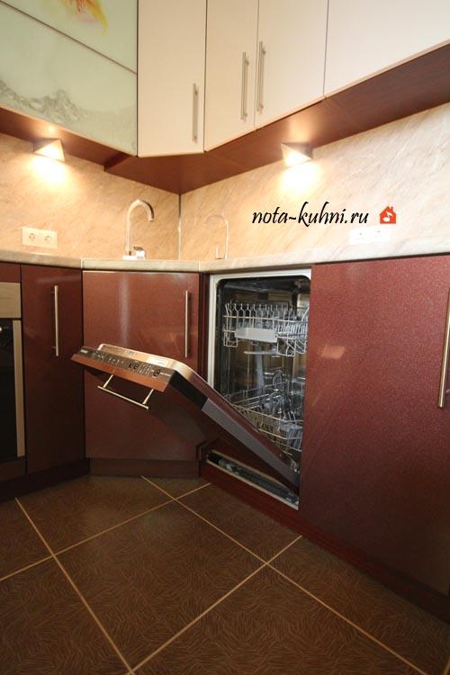 Кухни мдф эмаль с фотопечатью цена