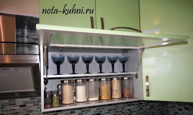 Кухни на заказ Москва