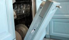Встраиваемая посудомоечная машина
