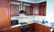 Деревянные кухни на заказ от производителя